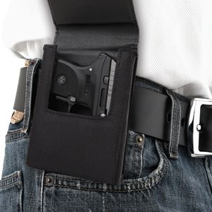 """Sneaky Pete"" conceal carry holsters  A definite possibility for my summer-season conceal carry options!  :)  Stylish and functional, all at the same time!"