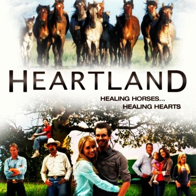 Heartland Season 7  18 episodes ! i only got to like season 4 cuase that's where netflix was, then after like a year there were'nt no new ones so i haven't checked in a wile