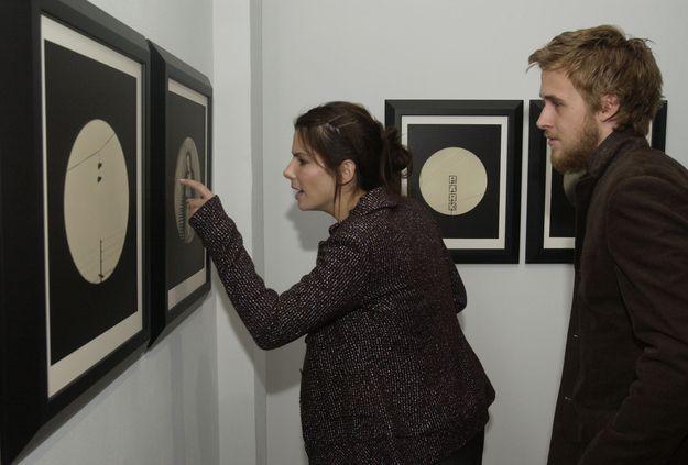 Sandra and Ryan Gosling