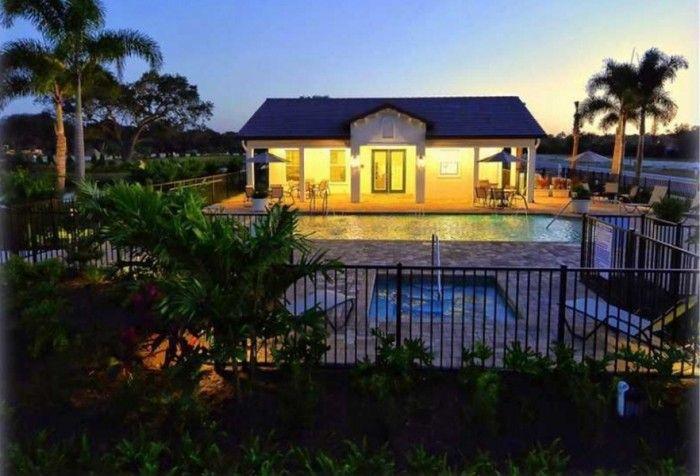 Beautiful house in mediterranean style, Florida