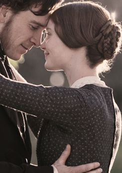 Jane Eyre and Mr. Rochester- possibly the greatest romance of all time <3