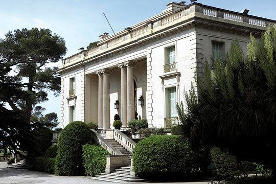 Villa Eilenroc à Antibes