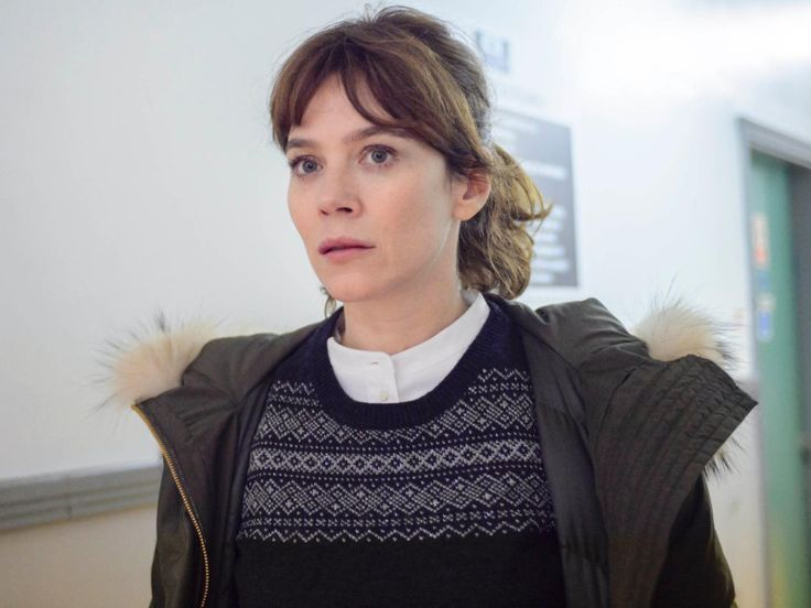 Gritty new drama Marcella opens with Anna Friel naked in a blood...: Gritty new drama Marcella opens with Anna Friel naked in a… #Marcella