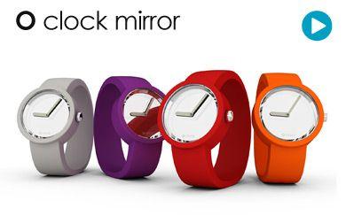 O Clock Montres par Fullspot | Designer italien montres