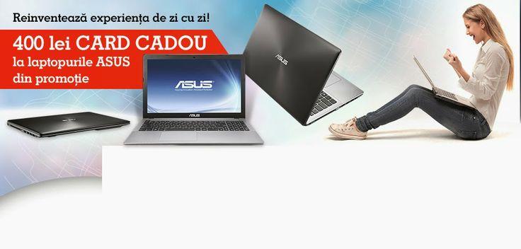 SUPER OFERTE: Promotie ASUS