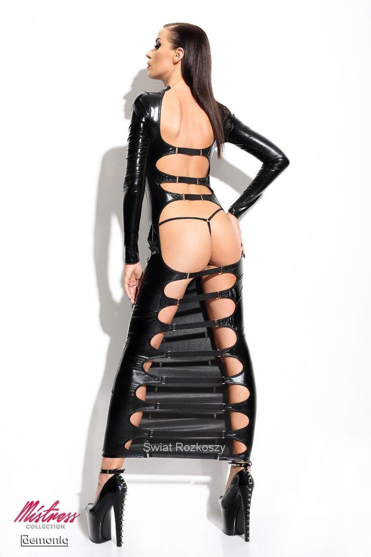 Sukienka erotyczna Dorothea, Demoniq