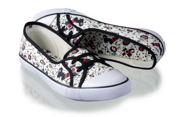 Miroo sneaker white
