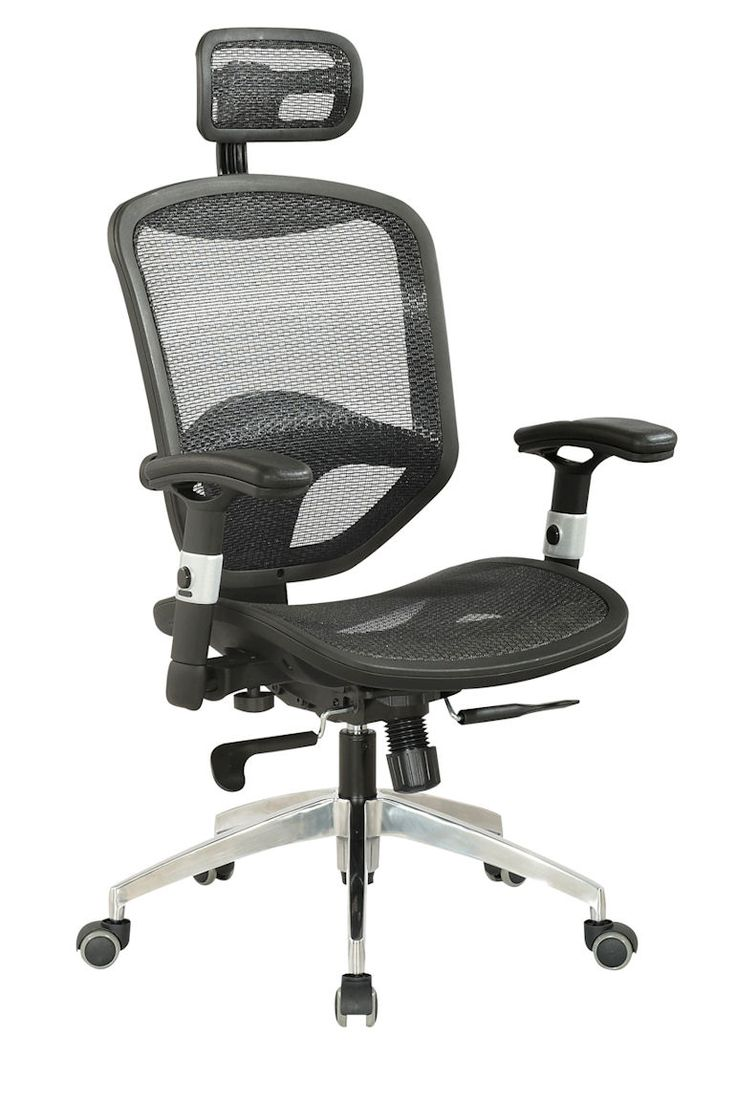 17 Best images about Office Chair – Tempur-pedic Ergonomic Mesh Mid-back Office Chair