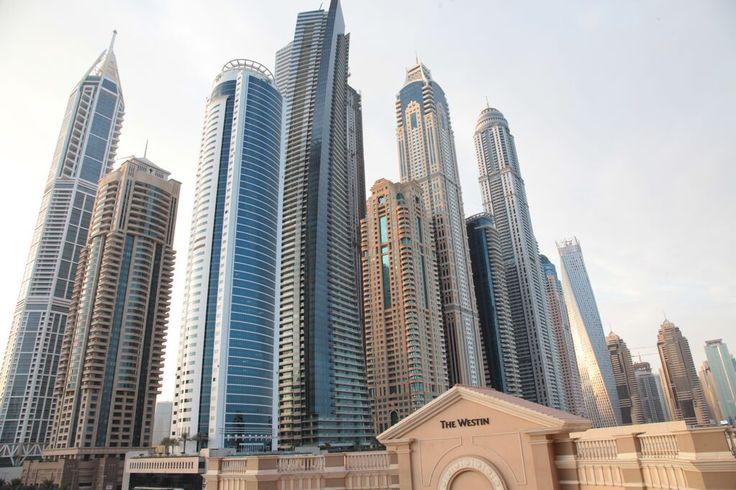 On location Dubai