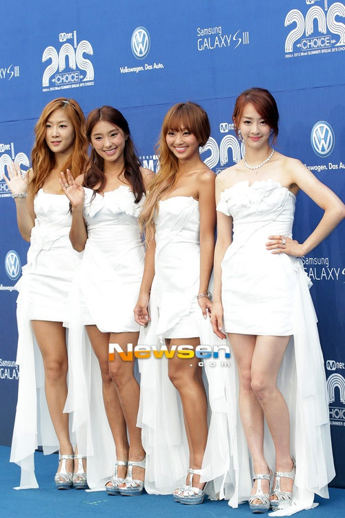 SISTAR | Sooo pretty in white || sxmmie*