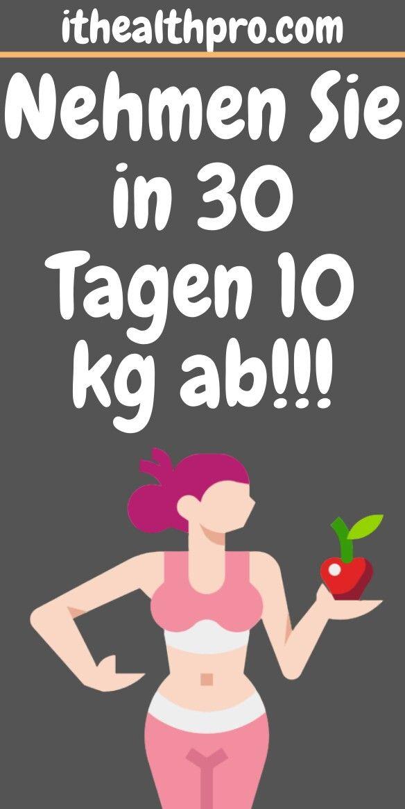 Nehmen Sie schnell Gewicht in einer Woche 10 Kilo Pfund