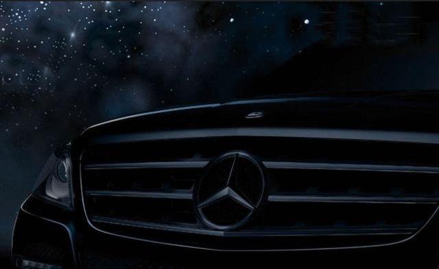 Mercedes benz illuminated star mercedes benz the o 39 jays for Mercedes benz illuminated star