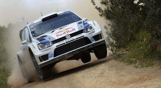 Ogier Dan Volkswagen Motorsport Cetak Hat-Trick Di WRC Portugal #info #BosMobil