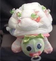 turtle diaper cake--making this for Kaylee's baby shower