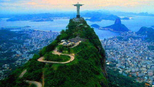 Рио-де- Жанейро, Бразилия