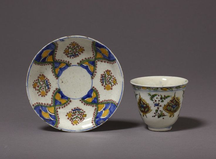 Coffee cup and saucer | V&A Search the Collections