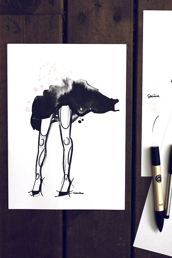 Smäm - Illustrations & stuff