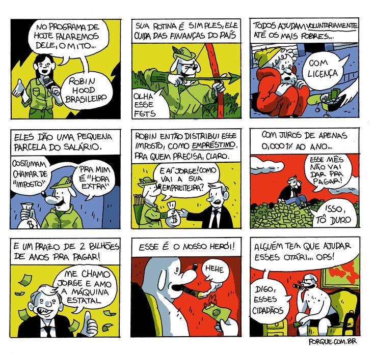 robin hood brasileiro o economista #19