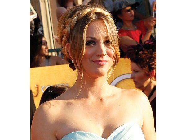 Un peinado de novia en mechones puede es ideal para los estilos bohemios ...