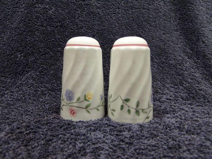 Johnson Brothers Summer Chintz Salt Pepper Shakers & 41 best Salt u0026 Pepper Shakers images on Pinterest | Salt pepper ...