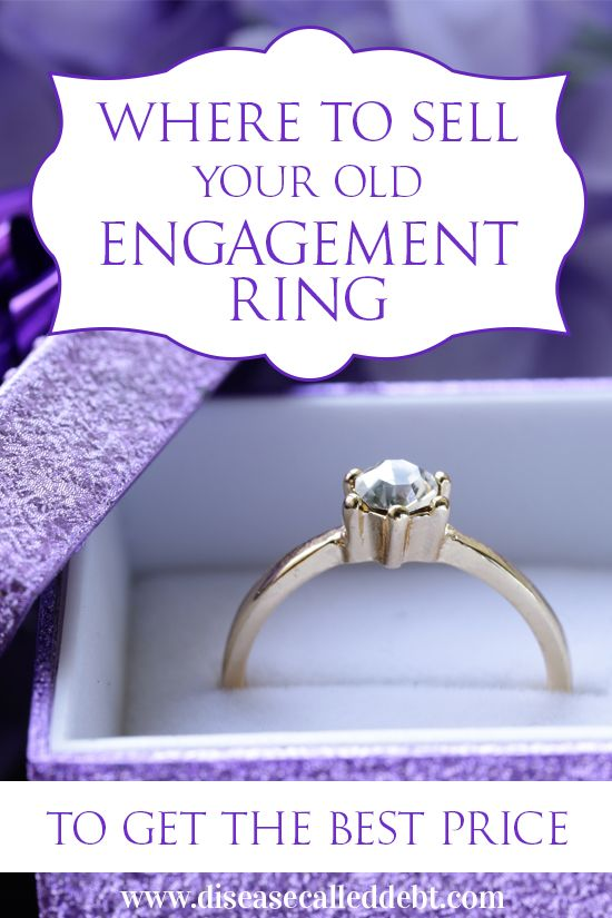 Thinking about selling your old (or unwanted) engagement ring, preferably for a great price? I've found a trusted company to use who offer top prices. You can get a quote and arrange the sale easily online (they operate in the US, UK, Canada and Spain). If you need to sell your engagement ring, you'll get the best price here. Read my in depth review and find out what to do next.