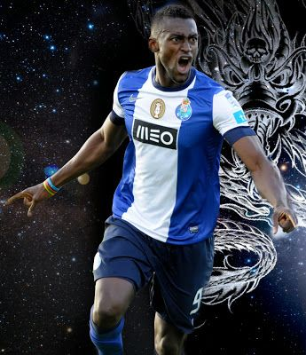 Jackson Martinez of FC Porto & Colombia! :)