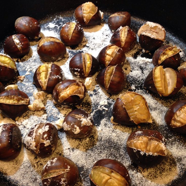 37 best azorean food images on pinterest portuguese recipes an easy way to enjoy roast chestnuts at home from the azorean greenbean forumfinder Images