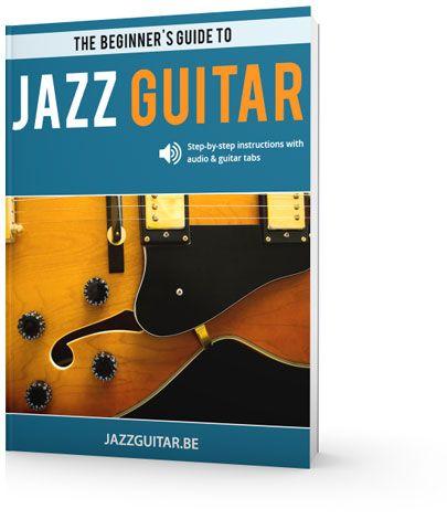 Jazz Guitar Chords Ebook