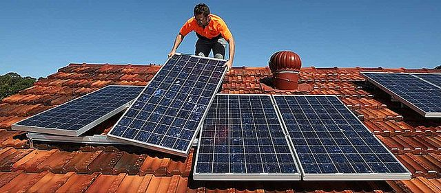 http://netzeroguide.com/are-solar-panels-worth-it.html Are solar energy panels worth the price? Check to see if solar power systems can help you save money or possibly turn out costing you. Standard formulas along with variables detailed.  Solar Panel Installation Costs
