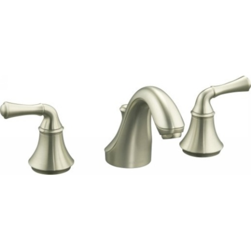 nickel lavatory info brushed devonshire kohler single faucet handle repair tijanistika forte bathroom