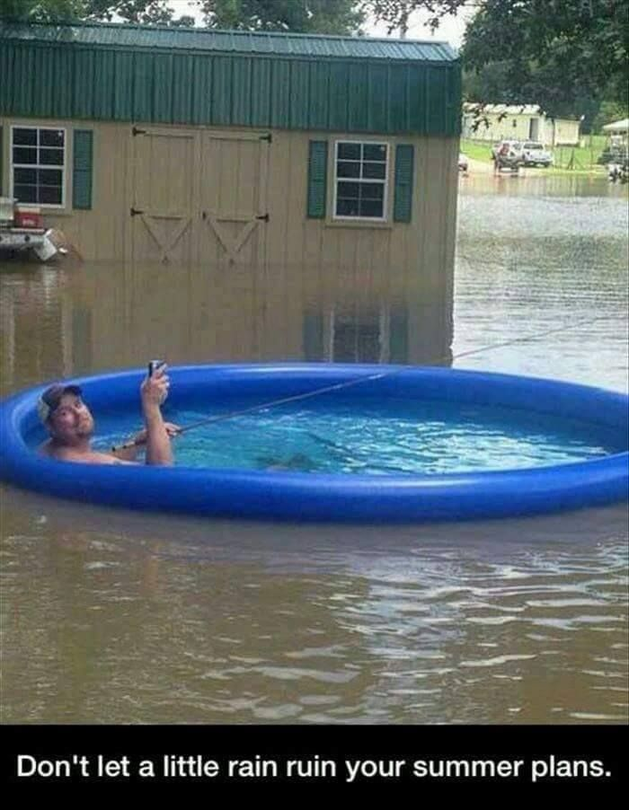 Memes North Carolina Rain