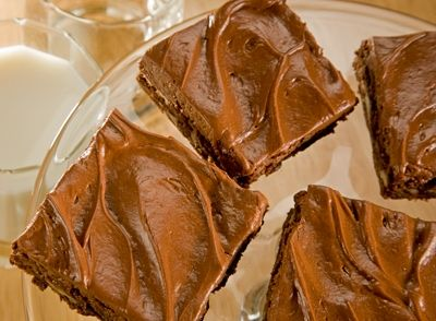 Hershey's Best Brownies - these were great! I couldn't let them cool before putting on the frosting (seriously who actually waits for brownies to cool??) so mine turned into more of a gooey glaze. Still great.