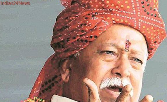 Mohan Bhagwat calls for all-India ban on cow slaughter