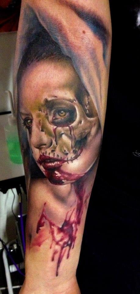 210 best florian karg images on pinterest circle tattoos for Mobile tattoo artist