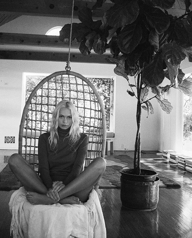 Photo of Delilah Summer, by Henrik Purienne