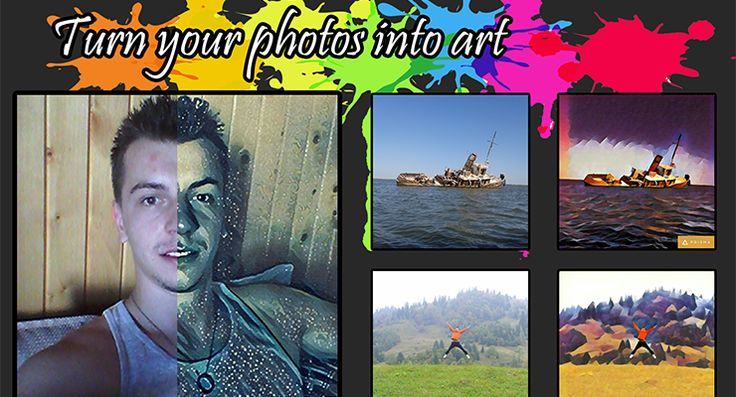 Turn your photos into art with PRISMA