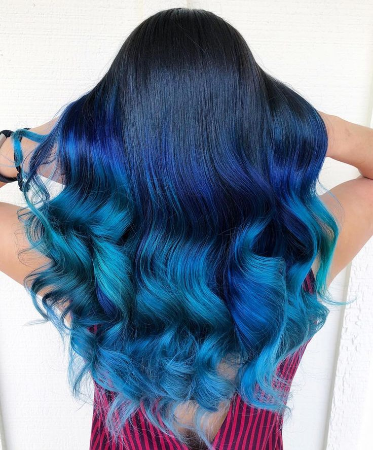 """6,257 Likes, 36 Comments - Pulp Riot Hair Color (@pulpriothair) on Instagram: """"@justinewerline is the artist... Pulp Riot is the paint."""""""