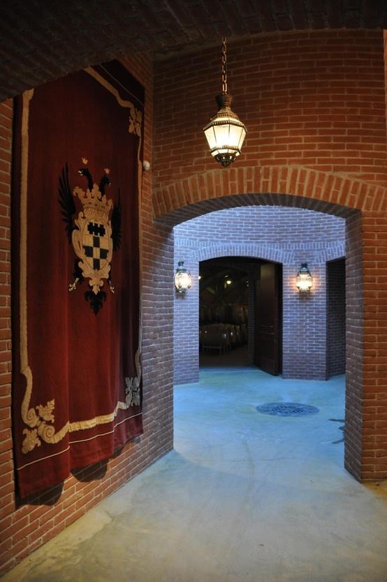 #cellar Inside Marchese Adorno's Cellar