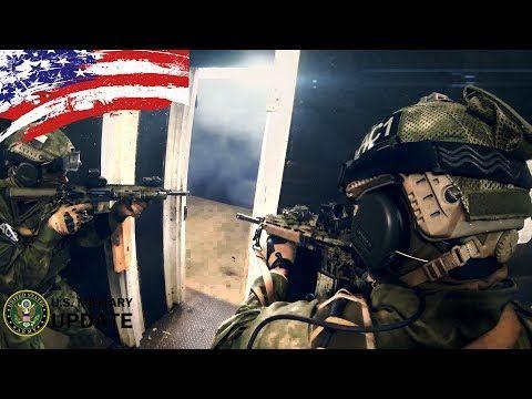 U S  Combat Footage Helmet Cam - Machine Gunners During Live