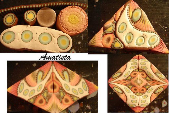 Kaleidoscopic cane Tutorial by Amatista