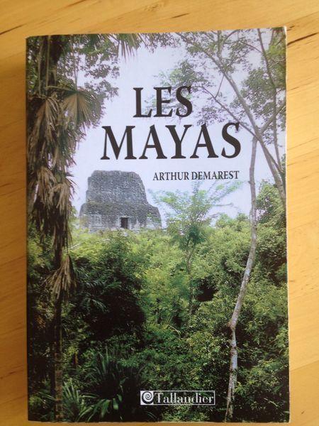 #histoire : Les Mayas - Grandeur Et Chute D une Civilisation - Arthur Demarest.  Dans l'océan de la jungle gisent les ruines affaissées de palais magnifiques, de temples élevés, de monuments admirables. Qui étaient les Mayas, ce peuple bâtisseur ? Pourquoi leurs grandes cités de la forêt furent-elles abandonnées, il y a plus d'un millénaire ? Ces questions ont préoccupé les savants et le public depuis deux siècles, donnant lieu à autant de révélations que de réponses erronées. Arthur…