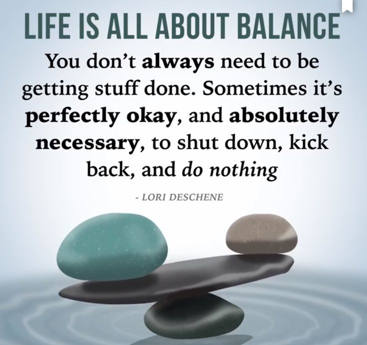 Balanced Life Quotes: 17 Best Images About Balance Is My Favorite Word On