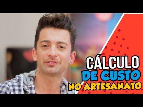 Cálculo de Custo no Artesanato - YouTube