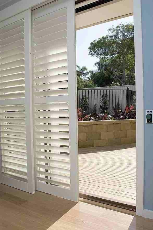 Blind doors