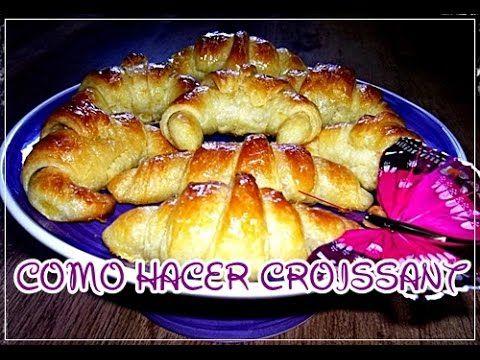 Tutorial sobre cómo hacer los auténticos croissant. Un poco laborioso, pero la satisfacción que sientes cuando pruebas uno, no tiene precio, así como su sabo...