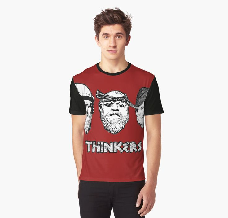 Thinkers | Graphic T-Shirt