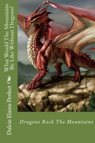 soft cover book of dragon poems