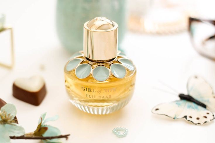 A New Addictive Perfume: Elie Saab Girl of Now – Frankly Flawless