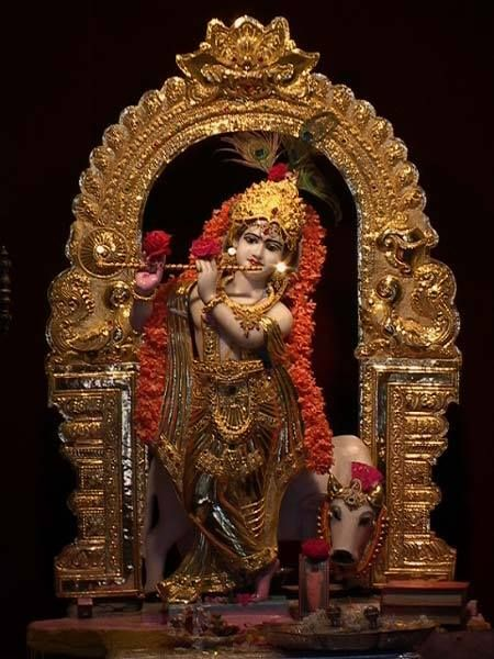 Happy Ashtami Rohini - TemplePurohit.com  Ashtami Tithi Begins = 22:17 on 24/Aug/2016 Ashtami Tithi Ends = 20:07 on 25/Aug/2016  Most people in India celebrate Krishna Janmashtami based on Lunar Calendar but few temples and some regions in South India observe Krishna Janmashtami based on Solar Calendar. In most years these dates don't differ by one or two days but in some years Janmashtami date based on Lunar Calendar and Janmashtami date based on Solar Calendar might differ up to one month…