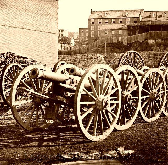 Legends of America Photo Prints | Civil War Battles, Places & Scenes